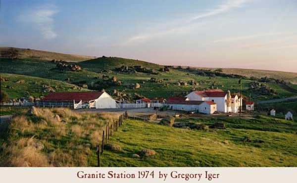 Granite Station, 1974