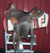 Tom Dorrance's Wade Saddle